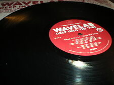 Wavelab Deep Into the Vibe VINYL Eightball records produced by Mike Pont & Razor