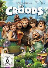 Die Croods von Christopher Sanders, Kirk De Micco | DVD | Zustand gut