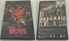 "THE BOYS: SEASON 1 -- ""NEVER MEET YOUR HEROES"" (DVD, 3-Disc) Box Set Brand New"
