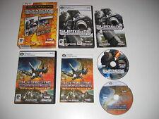 Comandante Supremo Gold Edition Inc Juego Base + forjado alianza PC DVD Rápido Post