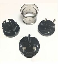 New Travel Plug Adapter UK US AU EU Universal Power Wall Converter Cord Euro USA