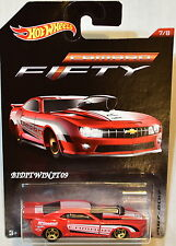 Hot Wheels 2017 Camaro Fifty '10 Pro Stock Camaro