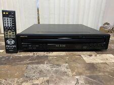 Onkyo DV-CP706 Six-6 DVD/CD Disc Player Changer HDMI 1080p W/ Original Remote