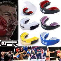 Mouth Guard Gum Shield Teeth Protector MMA Boxing Karate Football Kids Junior US
