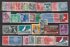 SWITZERLAND^^^^^^sc#227//468  used  collection $$@ lar1731swiss31