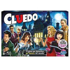 Hasbro Games - Gioco Cluedo NUOVA EDIZIONE 2016
