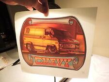 CHEVY VAN CHEVROLET AUTO IRON ON T Shirt Transfer 39a roach Free shipping