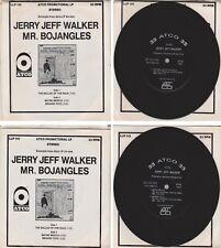 "JERRY JEFF WALKER Ballad of the Hulk/Maybe Mexico/Broken Toys 7"" Vinyl 33 RPM EP"