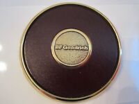 "VINTAGE B. F. GOODRICH PAPERWEIGHT/COASTER - 3 3/4"" IN DIAMETER - TUB SC-6"