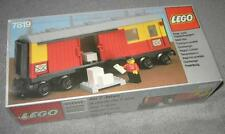 New Lego Train 4.5 V 7819 Postal Container Wagon Covered Sealed