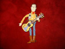 Toy Story 2 Strummin' Singin' Woody Toy Doll Figure with Guitar