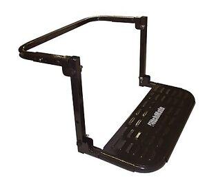 Foldable Tire Step for SUV or RV w/FREE Storage Bag TireStep 4040 Wheel Step