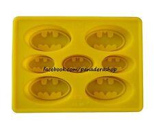 Batman Ice Jelly Chocolate Fondant Soap Clay Silicone Mold Molder