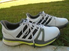adidas mens  adipower boost golf shoes size 11