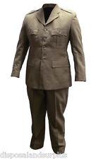 Mens Army Dress Uniform Australian Army Costume Brand New Military Mens Uniform