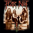 Fear Not - Fear Not S/T CD 2017 Roxx Records 25th Anniversary