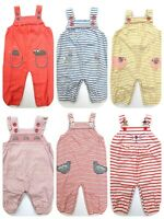 Baby Ex Boden Dungarees Jersey Print  Age 0-24 Months 2-3 Years RRP £22