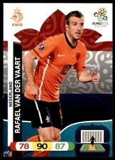 PANINI EURO 2012 ADRENALYN XL - Pays-Bas RAFAEL VAN DER VAART (carte de base)