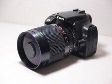 LENTE EOS Fit 500mm = 750mm SU CANON Digital SLR 70D 700D 750D 650D 1200D 500D 5D