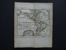 1676 Pierre DU VAL  Atlas map  AMERIQUE - AMERICA - California Island - Duval