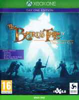 The Bard's Tale IV: Director's Cut (Day One Edition) For Xbox One (New & Sealed)