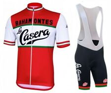 Ropa ciclismo verano Caser. equipement maillot culot cycling jersey maglie short