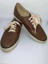 Cole Haan Women's Brown Leather Sneakers Size 7