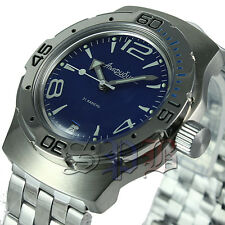 Vostok Amphibian, new design Russian watches amfibia # 160272