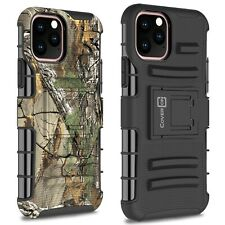 CoverON Explorer Series For Apple iPhone 11 Pro Belt Clip Cover Holster Case