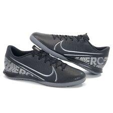 Nike Indoor Soccer Shoes Mercurial Vapor 13 Academy IC Black Mens Size 8