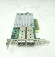 Solarflare S7120 10GbE PCI-e Dual Port Network Adapter SF432-1012-R2