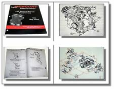 Mercury Mercruiser V8 Dry Joint Engines Tow Sports MIE MCM Service Manual 2002