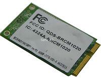 HP Wireless Mini PCI 54Mbs 2.4GHz W Antenna 454451-001 441090-001 with 456112-00