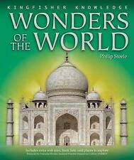 Wonders of the World (Kingfisher Knowledge)-ExLibrary