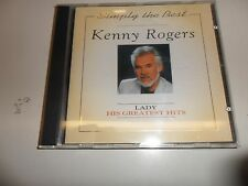 CD Simply The Best di Kenny Rogers (1995)