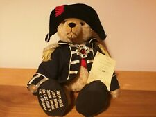 More details for hermann small lord nelson uk edition bear - limited edition 20 of 500 - all tags