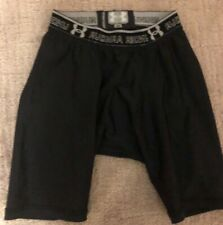 UNDER ARMOUR COMPRESSION SHORTS BLACK MENS SMALL