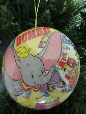 Disney Flying Dumbo Elephant Timothy Mouse New Christmas Ornament Holiday Gift
