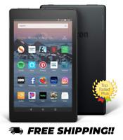 "Amazon Fire HD 8 (8th Gen - 2018) Tablet E-Reader (8"" HD Display, 32 GB) - Black"
