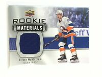 F60399  2019-20 Upper Deck Rookie Materials #RMOW Oliver Wahlstrom ISLANDERS
