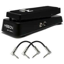 Mission Engineering EP-25K 25K TC Electronic Expression Pedal Black + Cables