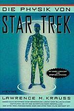 Die Physik von Star Trek von Krauss, Lawrence M. | Buch | Zustand gut