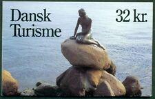 """DENMARK HS49 (865) """"The Little Mermaid"""" booklet, VF"""