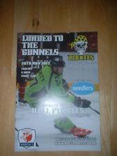 2017/18 Hull Pirates V Sheffield Steeldogs - National Ice Hockey League