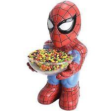 Spider-Man Candy Bowl Holder Halloween Decoration