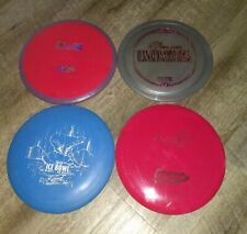 Disc Golf Lot 4 Innova Star Discraft Z - GREAT CONDITION