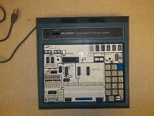 Heathkit Microprocessor Trainer Microcomuter Learning System ETW-3400-A