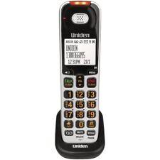 UNIDEN SSE07 BLACK SILVER OPTIONAL DIGITAL CORDLESS HANDSET SUITS SSE45 SSE47