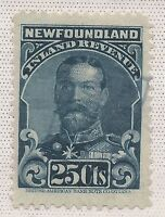 CANADA REVENUE NFR18 USED UNLISTED PAPER