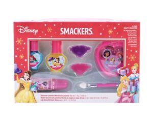Disney Princess Lip Smackers Glam 9-Piece Beauty Collection Set